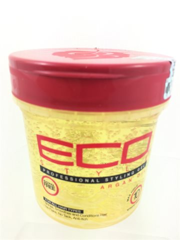 ECO Professional Styling Argan Oil Gel  473 gr.