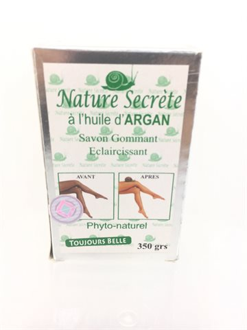 Nature Secrete Natural Exfoliating Care Soap 350 Gr.