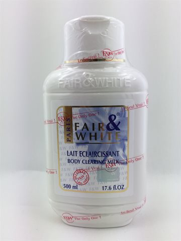 Fair & White Body Clearing Milk 500ml