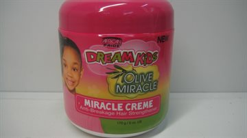 African Pride Olive Miracle Creme hair dressing 170gr. Anti Breakage