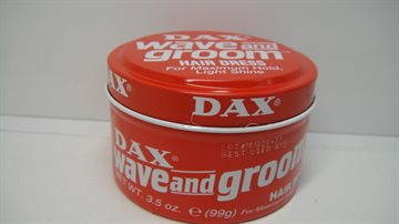 Dax wave and groom hair dress for short hair red 99 Gr.