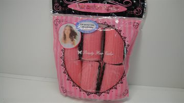 Spong Hair Rollers 6 - 6 Cm. Long