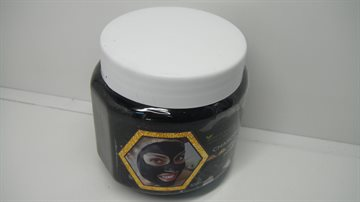 Charcoal Scrub with skin tonic deep cleancing 500 gr.