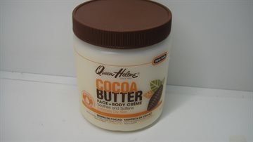 Queen Hellen Cocoa butter skin cream 425gr.