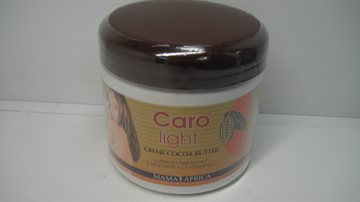 Caro light Cream Cocoa Butter Skin Cream Mama Africa 500 Gr.