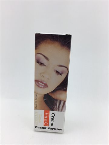 Clear Action Face Cream 25 Ml.