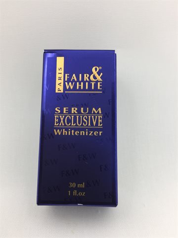 Fair & White Exclusive Whitenizer Vitamin Serum 30 Ml