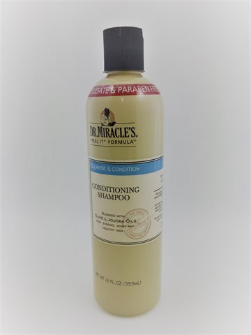 DR. Miracle's 2 in 1 Tingling Shampoo & conditioner 177ml.