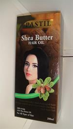 Shea Butter Hair oil - Hår Olie 200 ml Pastil