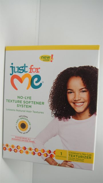 Just for me Texture softner system
