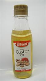 Castor oil 250 ml (ricinusolie til hår)