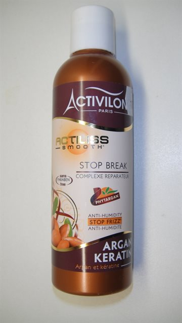 Argan Ceratin hair oil stop break 200Ml