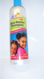Sofn´free Shea Butter Shampoo for hair 355ml