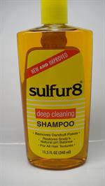 Sulfur 8 shampoo 340ml